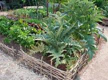 Giardino coloniale Immagini Stock