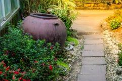Giardino decorativo Fotografia Stock Libera da Diritti