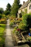 Giardino del cottage Immagine Stock Libera da Diritti
