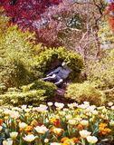 Giardino del Lussemburgo, Parigi, Francia Fotografie Stock Libere da Diritti