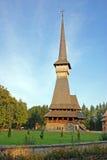 Giardino del monastero ortodosso di Sapanta Immagini Stock