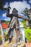 Giardino del pirata Fotografia Stock Libera da Diritti