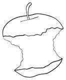 Giardino delizioso - Apple svuota Fotografia Stock Libera da Diritti