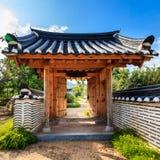 Giardino della Corea immagini stock libere da diritti