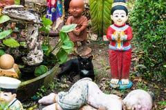 Giardino della decorazione Immagini Stock
