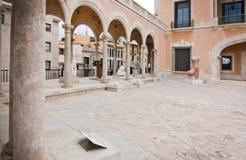Giardino della scultura di Museu marzo Fotografia Stock Libera da Diritti