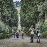 Giardino di Boboli Stock Photo