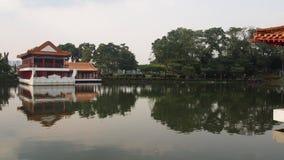 Giardino di cinese di Singapore Immagini Stock Libere da Diritti