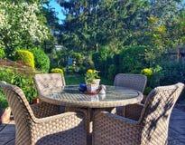 Giardino di estate a Londra Fotografia Stock