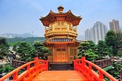 Giardino di Hong Kong Immagini Stock