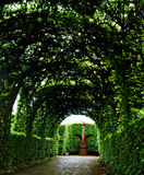 Giardino di Muiderslot Immagine Stock Libera da Diritti