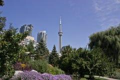 Giardino di musica di Toronto's immagine stock libera da diritti