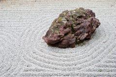 Giardino di roccia Fotografia Stock Libera da Diritti