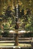 Giardino di Sevilla Immagine Stock