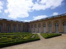 Giardino di Versailles vicino a Parigi Fotografia Stock Libera da Diritti