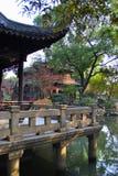 Giardino di Yuyuan Fotografie Stock Libere da Diritti