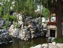 Giardino di Yuyuan a Schang-Hai Fotografia Stock