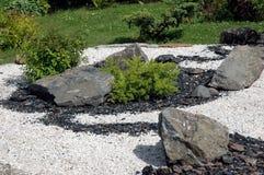 Giardino di zen Immagine Stock Libera da Diritti