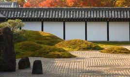 Giardino di zen Immagini Stock Libere da Diritti