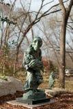 Giardino e museo della scultura di Umlauf in Austin fotografie stock libere da diritti