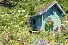 Giardino in estate Fotografie Stock Libere da Diritti