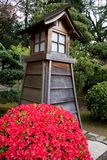 Giardino giapponese Fotografie Stock