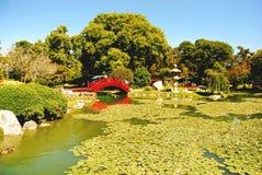 Giardino giapponese a Buenos Aires Fotografia Stock Libera da Diritti