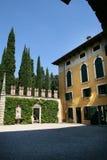 Giardino Giusti Palace Stock Image