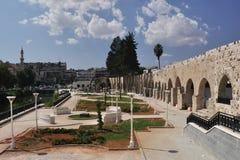 Giardino in Hama Immagine Stock Libera da Diritti