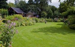 Giardino inglese Immagini Stock