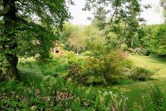 Giardino inglese Fotografie Stock