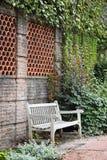 Giardino inglese singolare Fotografia Stock Libera da Diritti