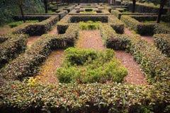 Giardino italiano Fotografia Stock Libera da Diritti