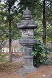 Giardino a Kyoto Fotografia Stock Libera da Diritti