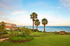 Giardino mediterraneo Fotografie Stock