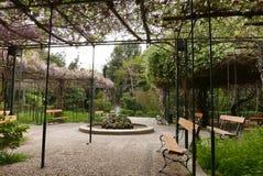 Giardino nazionale, Atene fotografia stock