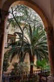 Giardino a Palermo Fotografie Stock