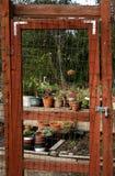 Giardino privato Fotografie Stock