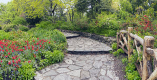 giardino s shakespeare fotografie stock libere da diritti