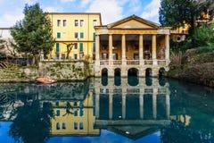 Giardino Salvi, Vicenza Immagine Stock Libera da Diritti