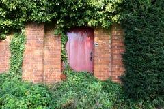 Giardino segreto Fotografia Stock Libera da Diritti