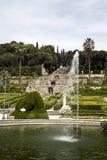 Giardino storico Garzoni Collodi Immagine Stock Libera da Diritti