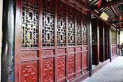 Giardino a Suzhou Fotografie Stock Libere da Diritti