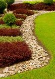 Giardino in Tailandia Fotografia Stock