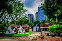 Giardino in Tailandia Chatuchak 41 fotografie stock libere da diritti