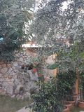 Giardino in Turchia fotografia stock libera da diritti