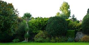 Giardino urbano modific il terrenoare fotografia stock