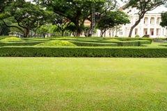 Giardino verde Immagine Stock Libera da Diritti