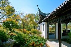 Giardino verde dell'Expo a Zhengzhou Immagini Stock Libere da Diritti