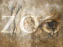 Giardino zoologico fotografie stock